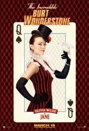 Burt Wonderstone Poster Wilde