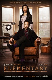 CBS - Elementary poster