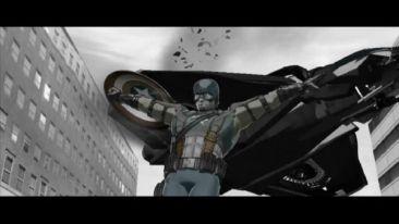 Captain America Pre Viz 2