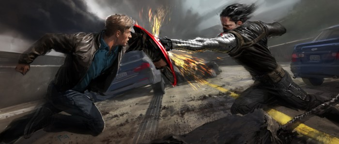 Captain America The Winter Soldier concept art (9)