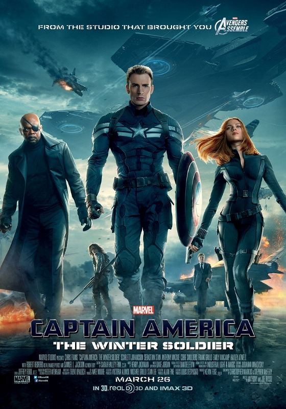 Captain America The Winter Soldier poster (1)