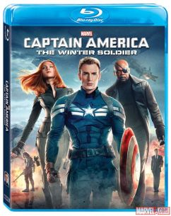 Captain America Winter Soldier Blu