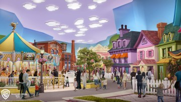 Cartoon Junction Warner Bros World