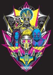Chad Woodward - Guardians Galaxy