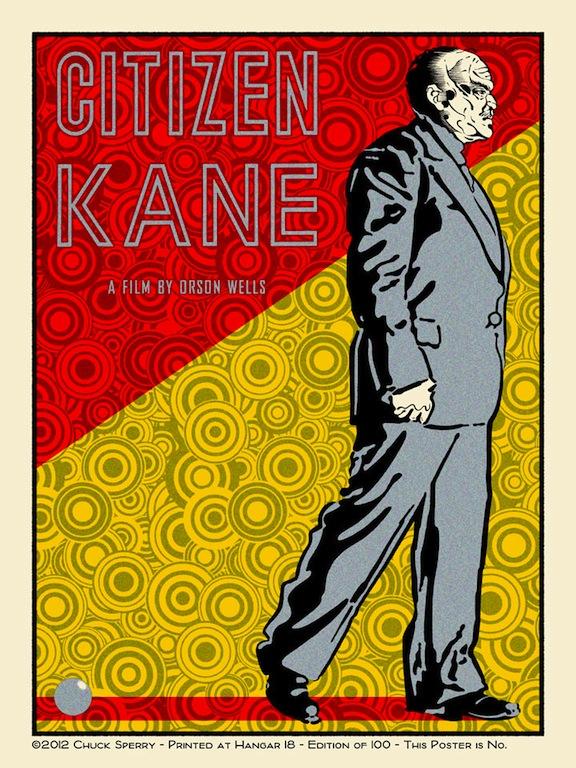 Chuck Sperry  - Citizen Kane