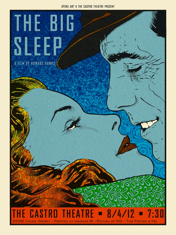 Chuck Sperry - The Big Sleep