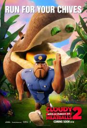 Cloudy 2 - Earl Devereaux
