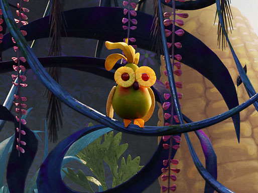 Cloudy 2 - Fruit Cockatiel