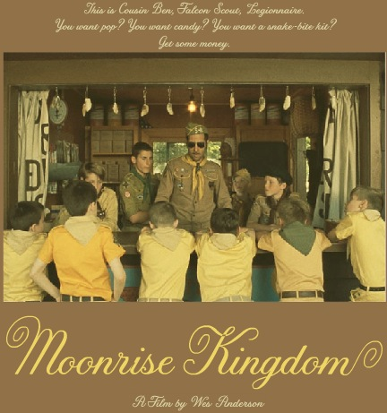Cousin Ben - Moonrise Kingdom