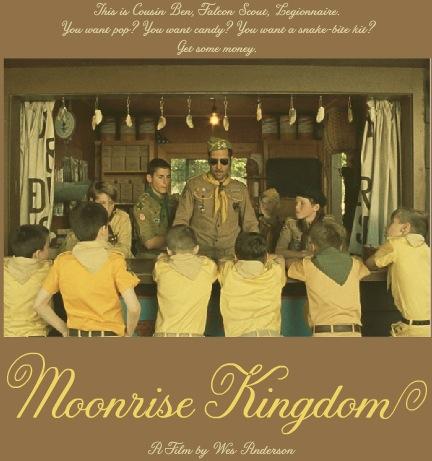 Cousin Ben - Moonrise Kingdom