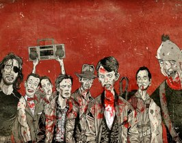 Cuyler Smith - 80s Zombies