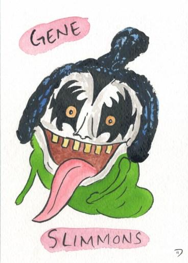 Dan Goodsell - Ghostbusters geneslimmons