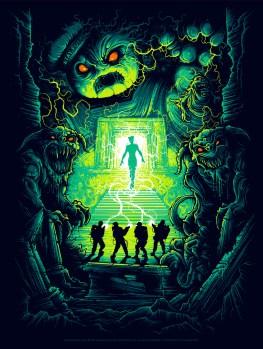 Dan Mumford - Ghostbusters Variant
