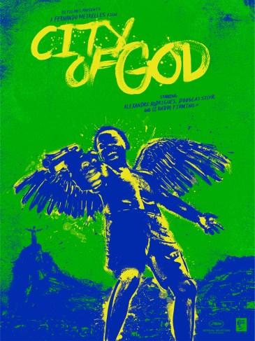 Dan Norris City of God Variant