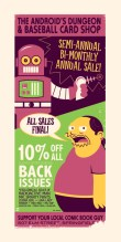 Dave Perillo - Comic Book Guy