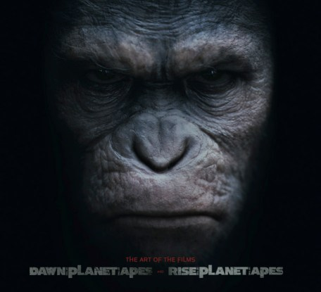 Dawn of Apes Art Book