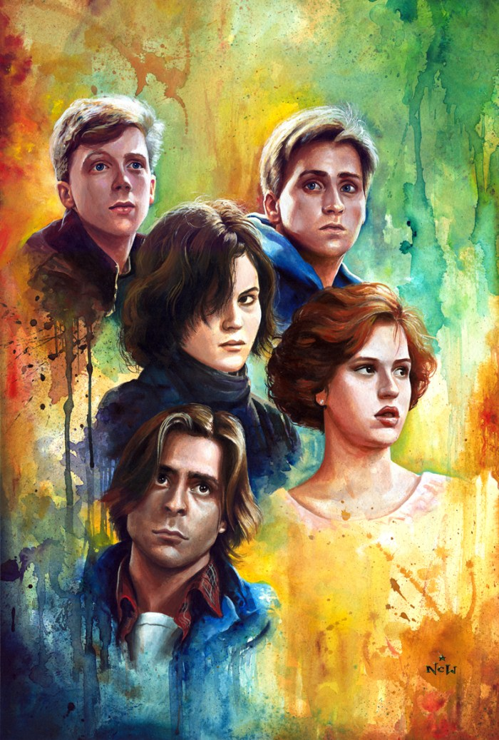 Breakfast Club John Hughes Tribute