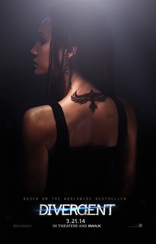 Divergent - Maggie Q as Tori