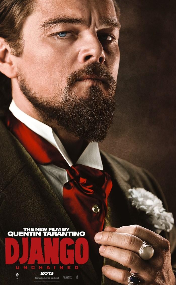 Django Unchained Poster DiCaprio