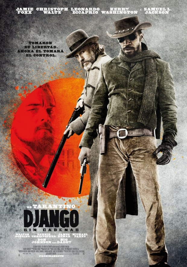 Django Unchained international poster