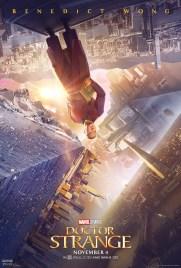 Doctor Strange character poster Wong