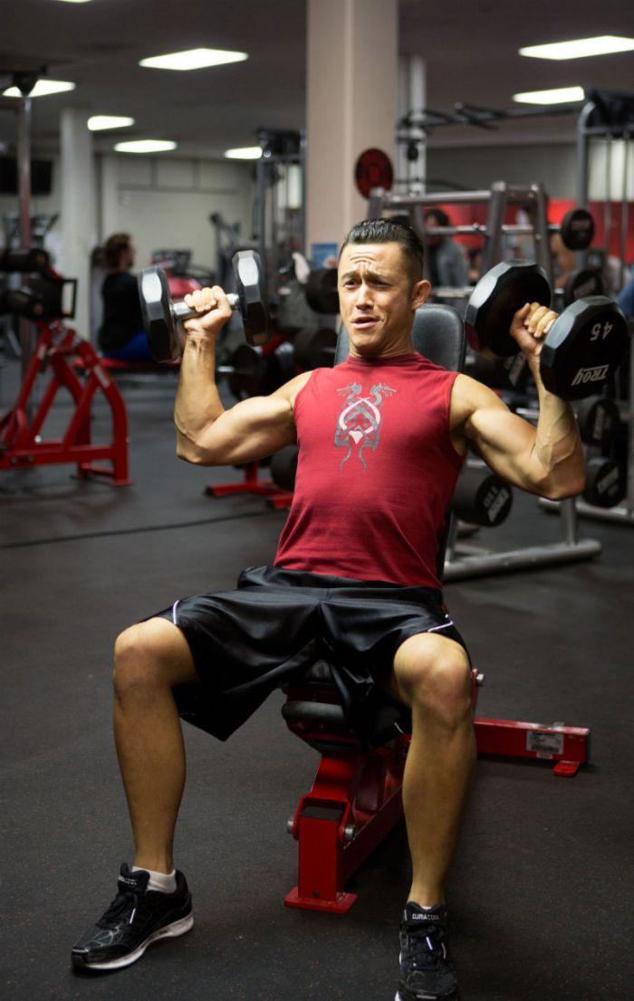Don Jon Joseph Gordon Levitt Muscles