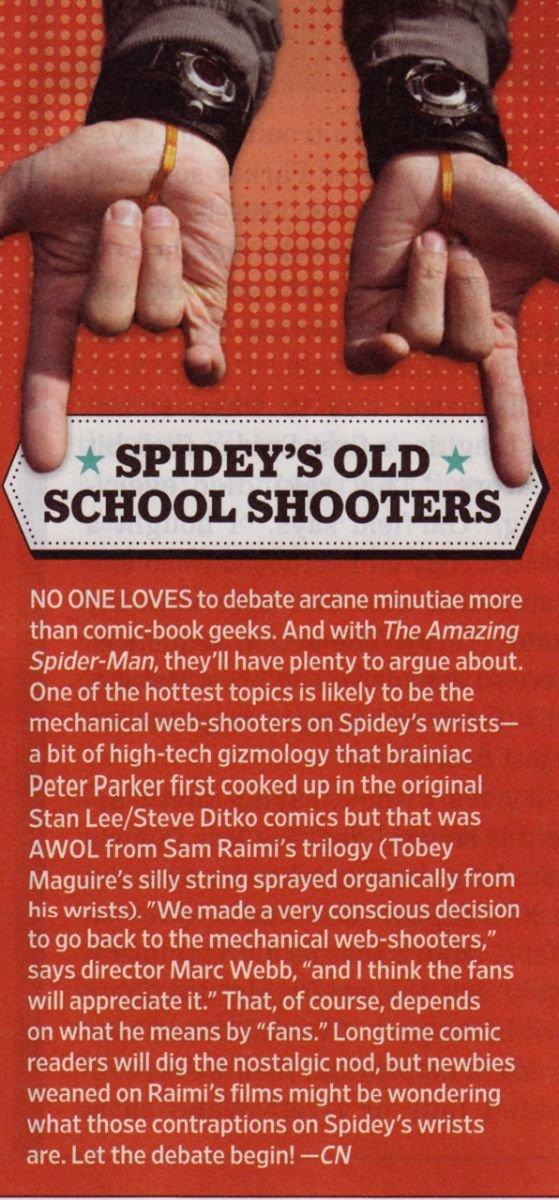 Spider-Man EW Hi 6