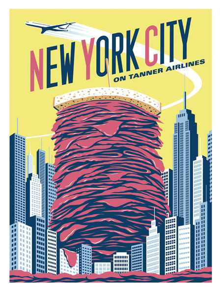 Eric Tan - New York City
