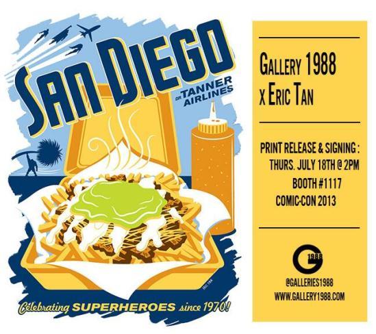 Eric Tan San Diego Variant