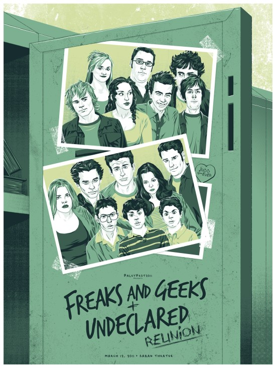 Freaks and Geeks/Undeclared