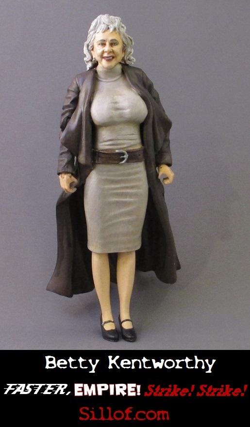 Faster Empire Strike Strike - Ole Betty Kentworthy