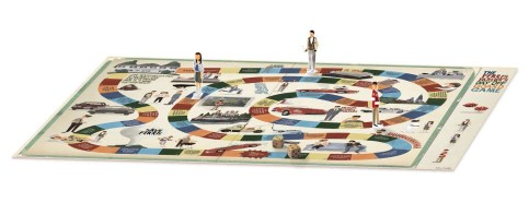 Ferris Bueller's Day Off Board Game 4