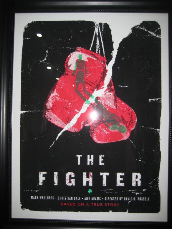 The Fighter - Adam Hansen