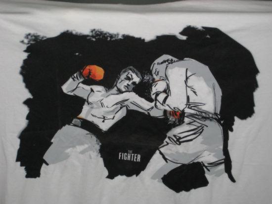 The Fighter - Darren Legallo Shirt