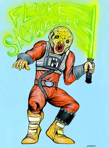 Fluke Skywalker