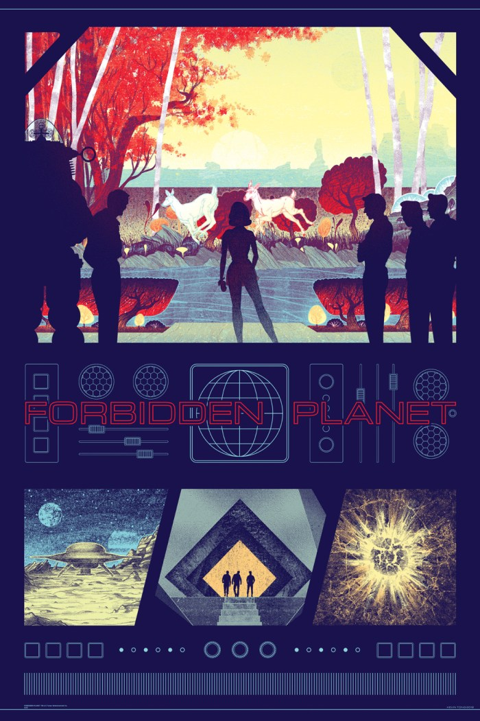 Forbidden Planet - Tong