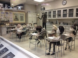 Frankenweenie - school set