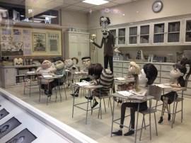 Frankenweenie - school set