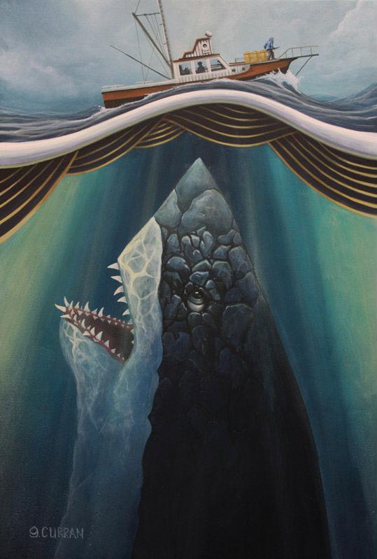 GRAHAM CURRAN - Jaws