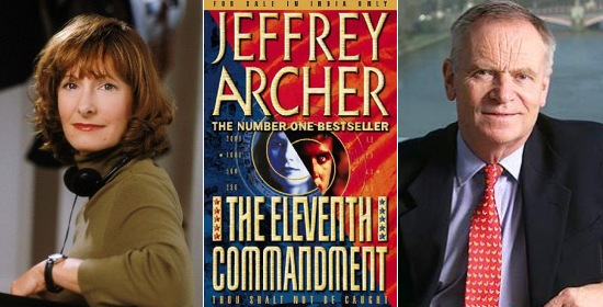 Gale Anne Hurd / The Eleventh Commandment / Jeffrey Archer