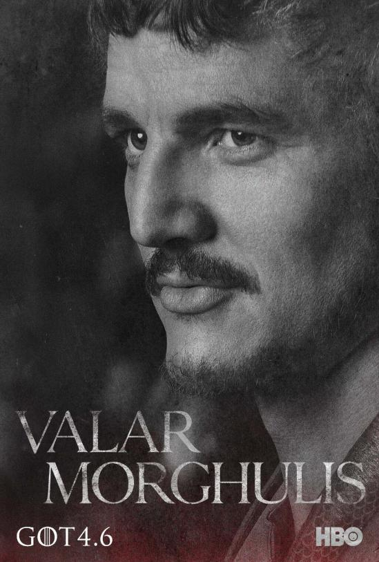 Game of Thrones Season 4 - Pedro Pascal as Oberyn Martell