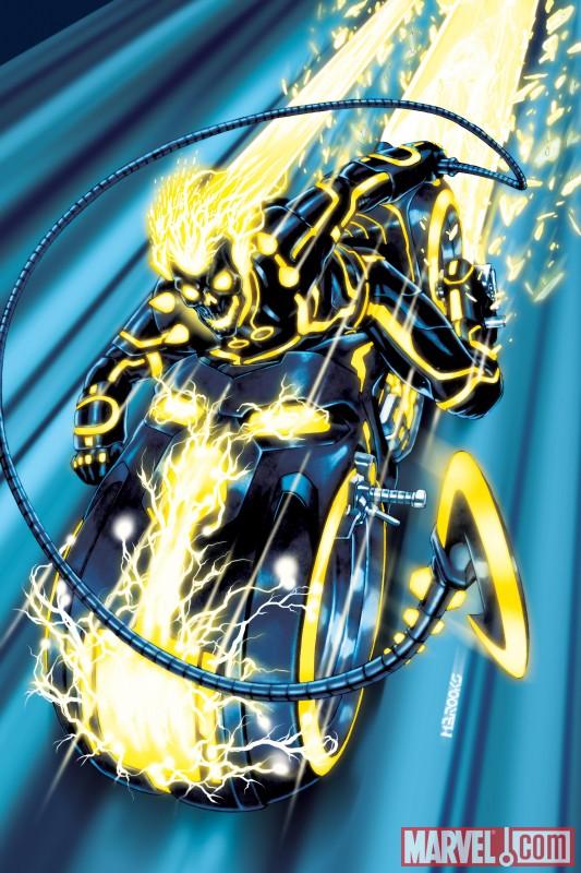 GhostRider Tron Variant