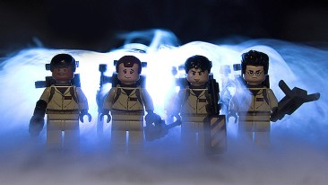 Ghostbusters Lego 4