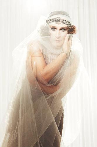 Glenn Close as the Vamp