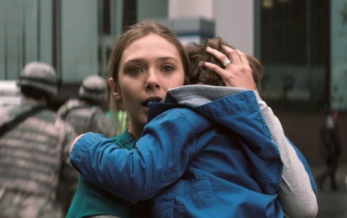 Godzilla Elizabeth Olsen