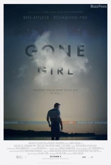 Gone Girl Poster 2