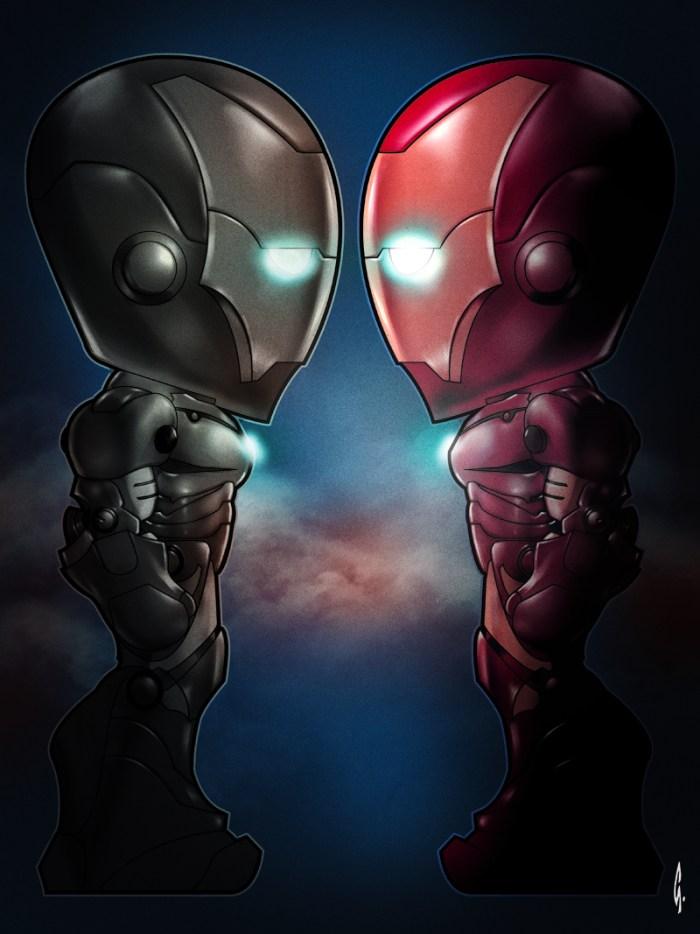 Gosh -  Iron Man 2