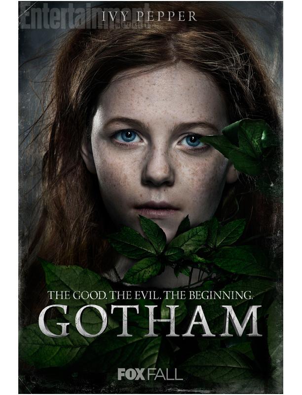 Gotham - Ivy Pepper