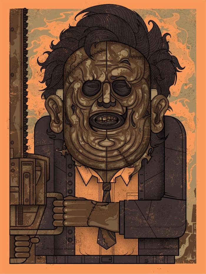 Graham Erwin - Texas Chainsaw