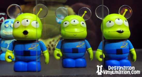 Green Men - Vinylmation